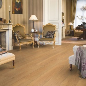 Moonlight natural oak - realisation