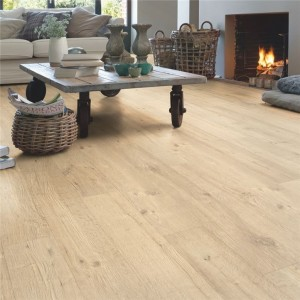Sandblasted oak natural realisation