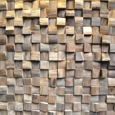Wall Cladding Wood Teak Birma