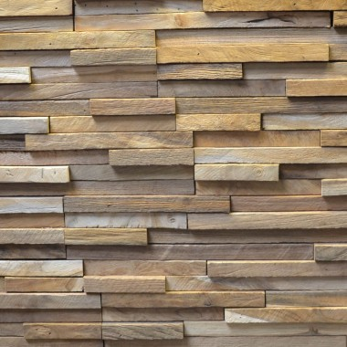 Wall Cladding Wood Teak Sumatra