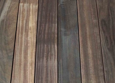 wood for Wooddeck Padouk 21x140