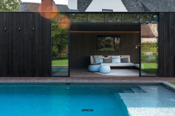 Dépendance Poolhouse d'Unicus Blackwood