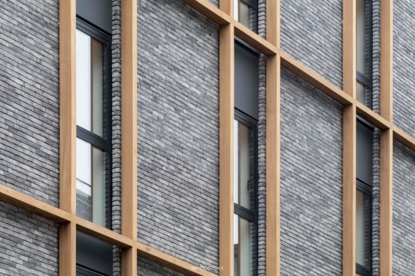 facade cladding domino thermo ayous