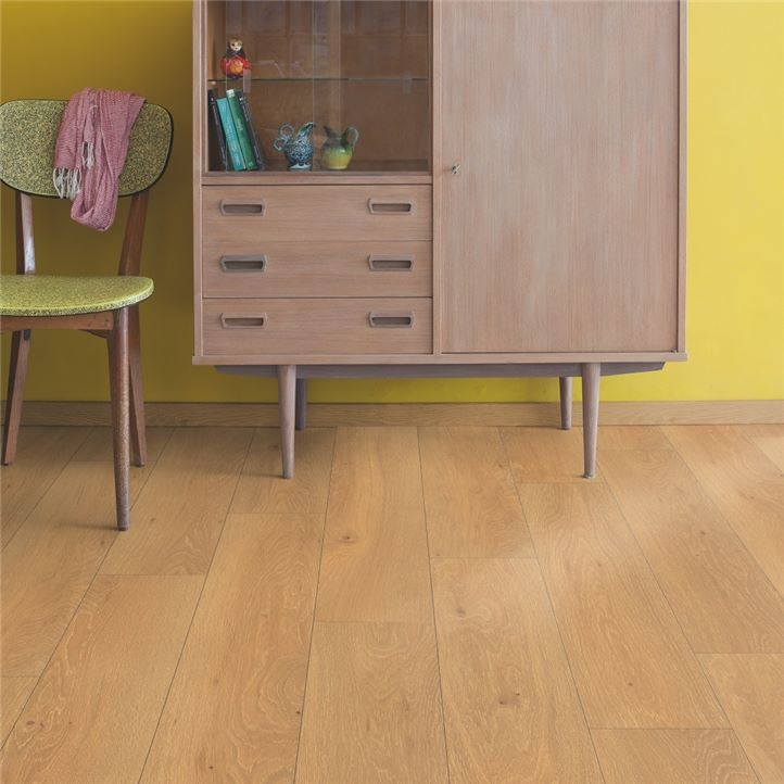 Moonlight natural oak - realisation 2