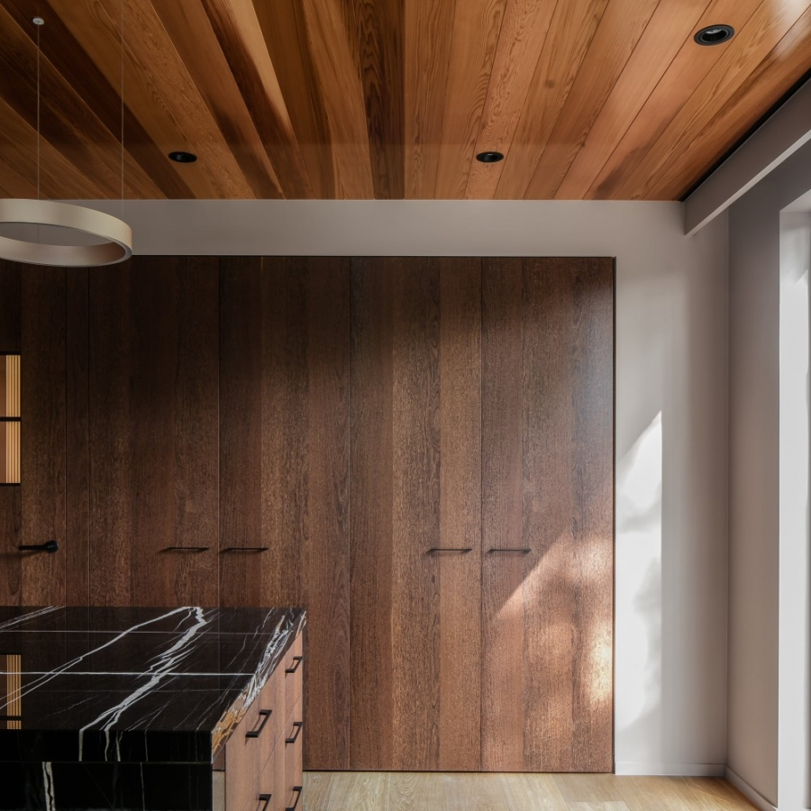 Realisation Tailor Made Wooden Ceilings